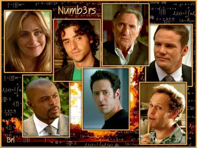 television show numb3rs 39 Numbers Tv Show
